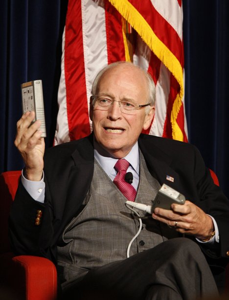 Love see dick cheney song time