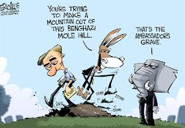 Benghazi cartoon
