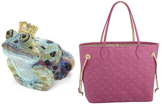 frog purse