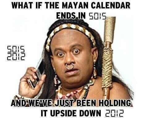 Mayan end