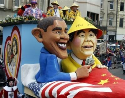 Obama parade one