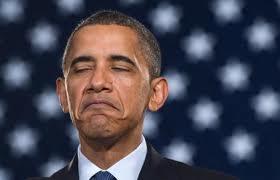Obama smug