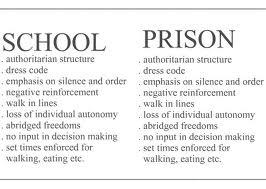 school prisons