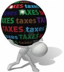 Taxes one