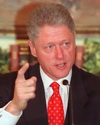 Clinton lying