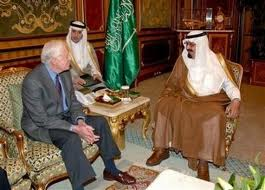 Jimmy Carter with Saudi