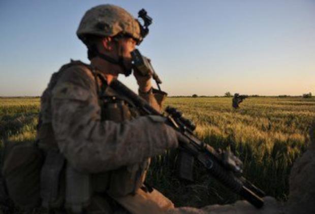 Marine letter