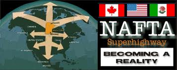 NAFTA signed into law