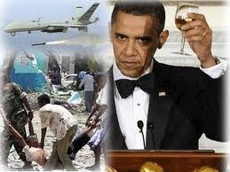 Obama and drones
