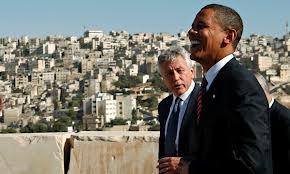 Obama and Hagel