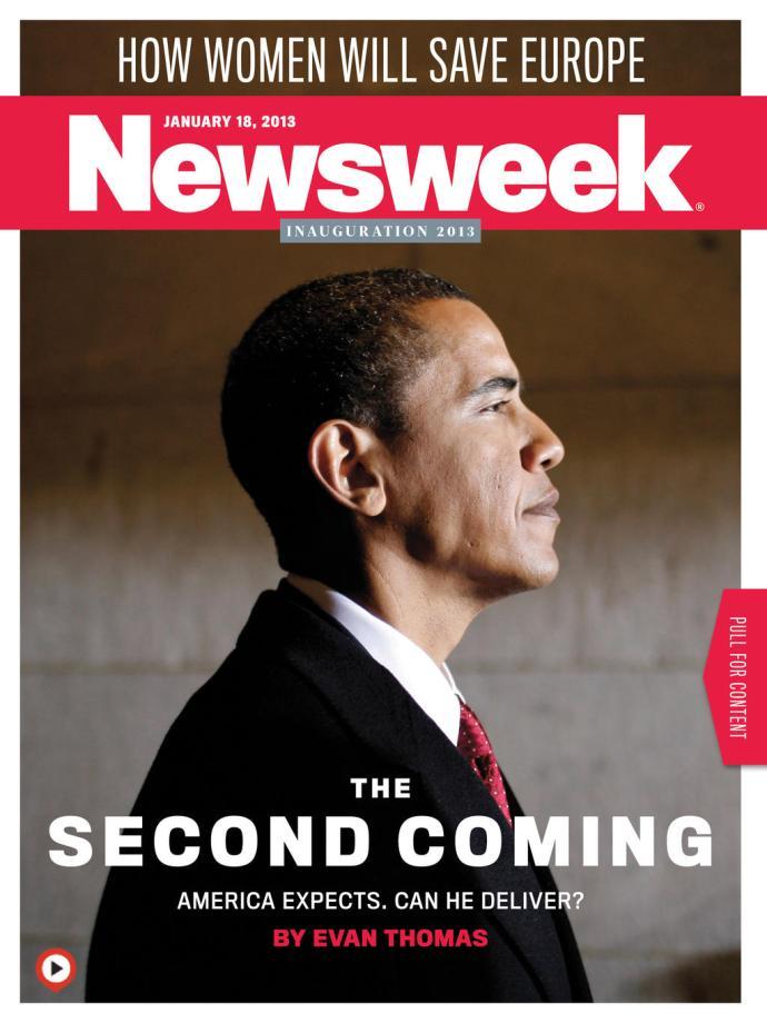 Obama coming
