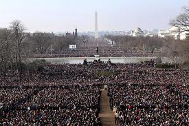 Obama's Crowd