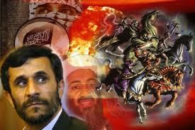 Ahmadinejad thinking
