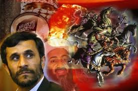 Ahmadinejad thinking
