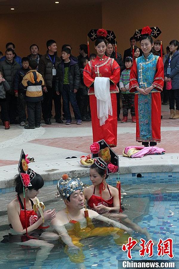 China spa