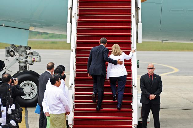 Hillary & Obama 2