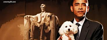Obama as Lincoln 2