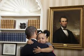 Obama as Lincoln 3