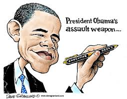 Obama assualt