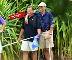 Obama & Bobby