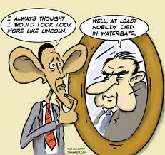 Obama mirror on the wall