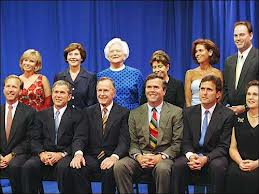 Bush family One