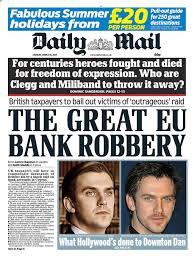 Eu bank robbery