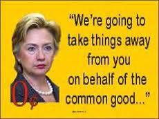 Hillary evil 1