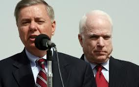 John McCain & Lindsey Graham