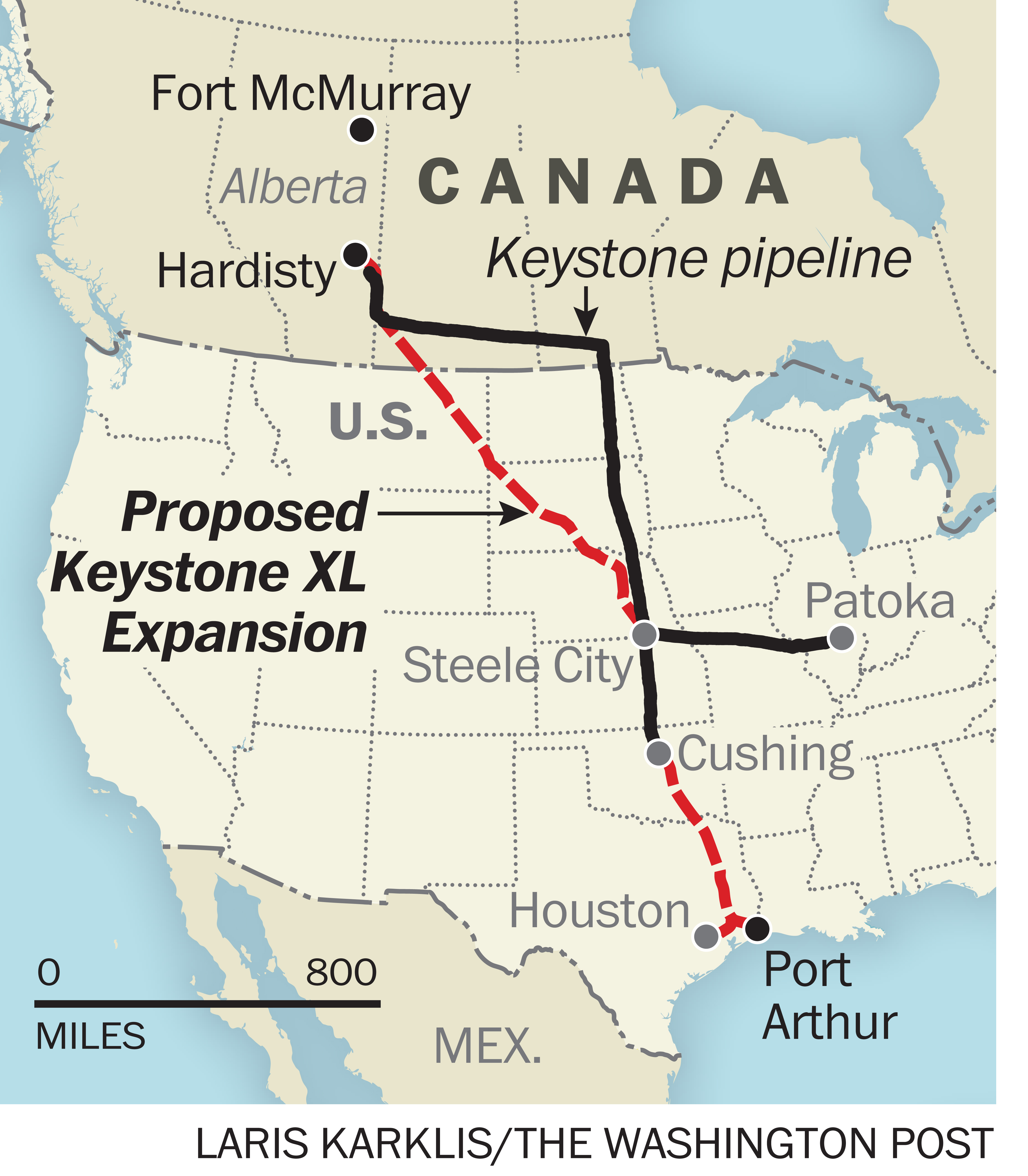 keystone pipeline The controversial keystone xl oil pipeline failed to win approval in the senate tonight by one vote, a blow to louisiana sen mary landrieu who hoped to be able to push it through.