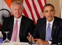 Obama and Jeffery
