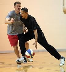 Obama basketball 4