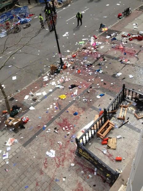 Boston blood