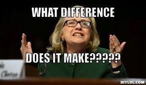 Hillary difference