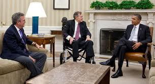 Jeb Bush & Barack