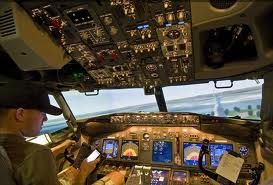 Plane texting
