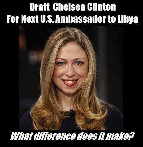 Chelsea for Libya