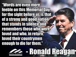Ronald Regan words