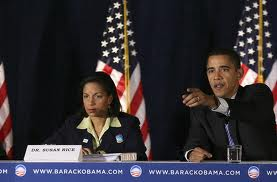 Obama and Rice