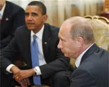 Obama & Putin 1