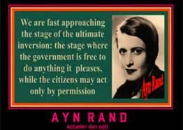 Ayn Rand four