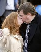 Michael Moore and wife