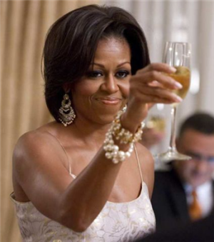 Michelle Obama prison