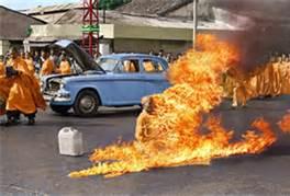 buddhist burning