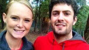 Chris Lane and Sarah Harper