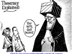 democracy Iranin