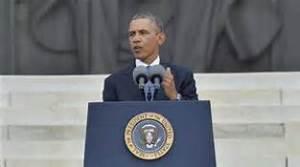 Obama at MLK