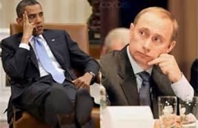 Obama & Putin 2