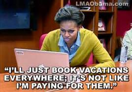 Obama vacation three