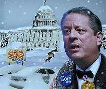 Al Gore Global warmng